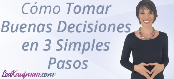decisiones -SM