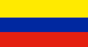 bandera chica colombia