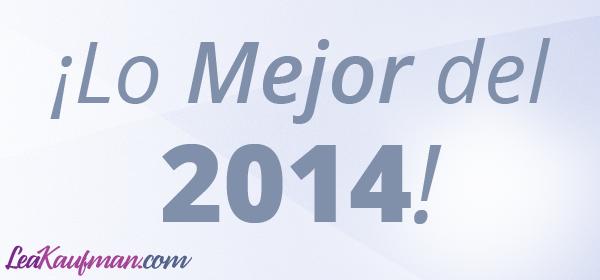 ¡Lo mejor del 2014!