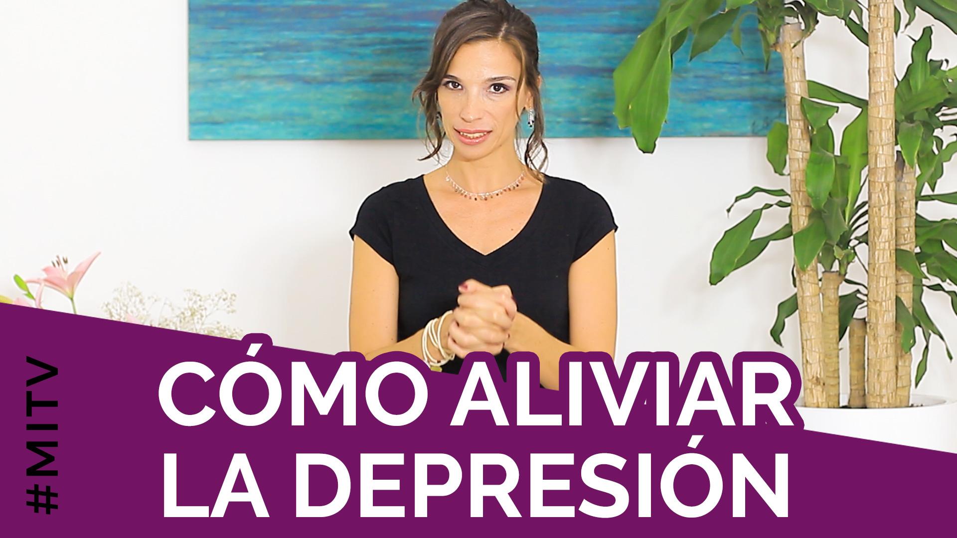 Como aliviar la depresión