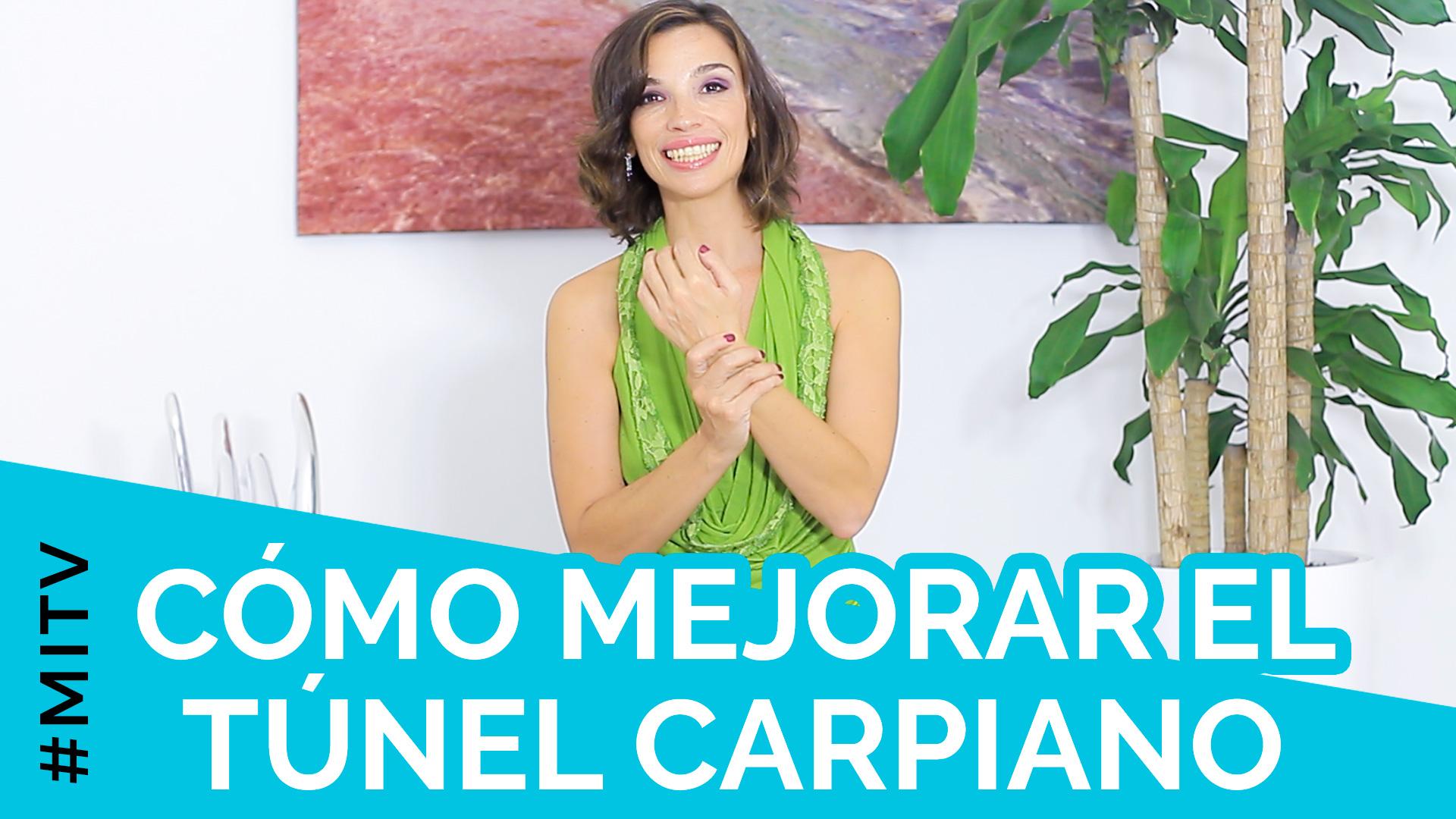 Cómo mejorar el síndrome del túnel carpiano