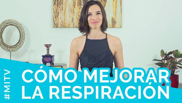 Cómo mejorar la respiración a través del diafragma