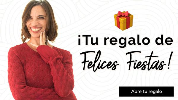 Tu regalo de FELICES FIESTAS!