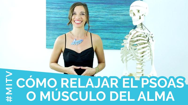 Cómo suavizar tu músculo del alma o psoas