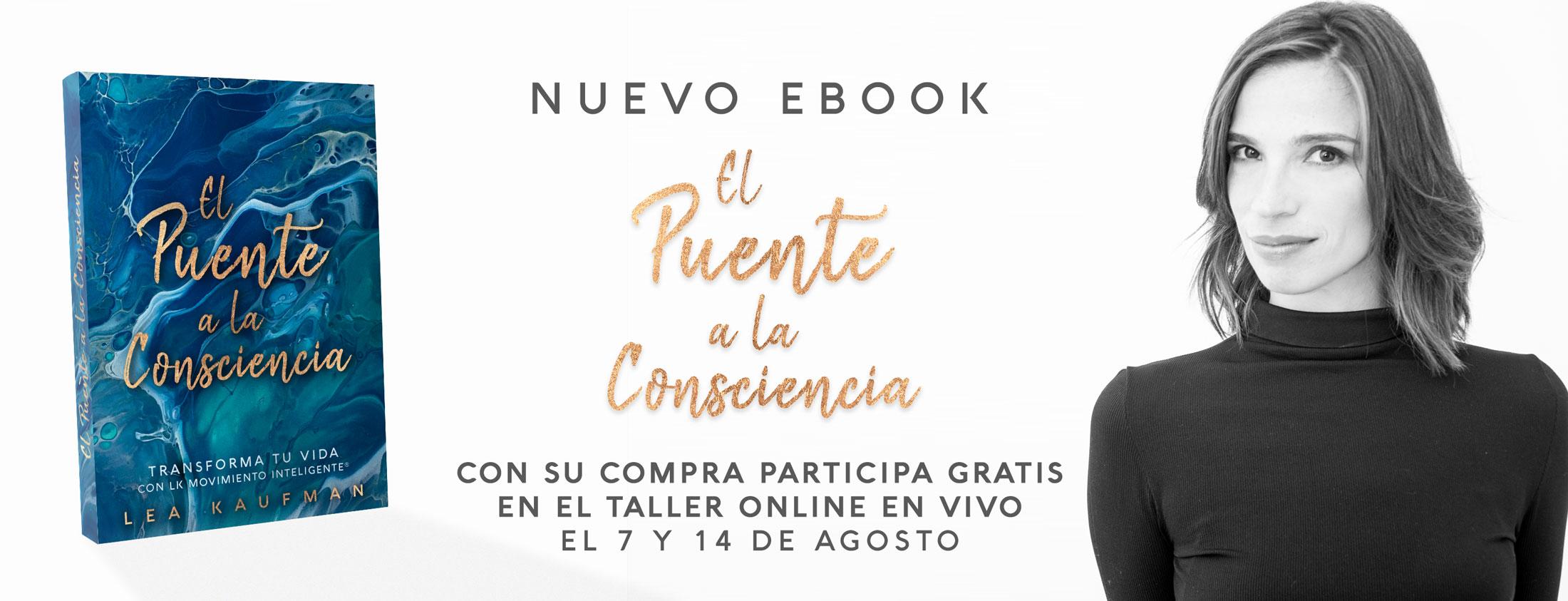 ¡Te revelo todo! Mi nuevo libro: El Puente a la Consciencia