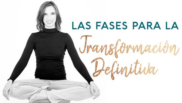 Mira si quieres una transformación definitiva